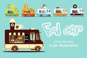 Food car set 2