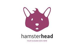 Hamster Head Logo