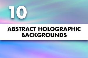 Abstract Holographic Backgrounds