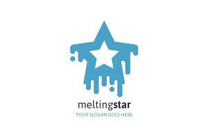 Melting Star Logo