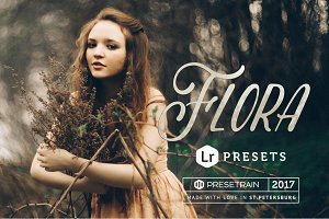 Flora Lightroom Preset Pack