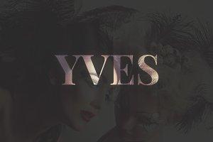 Yves - Elegant Presentation