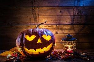 Halloween attribute.