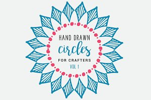 Hand Drawn Circles for Crafters