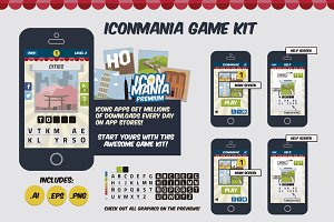 IconMania Game Kit