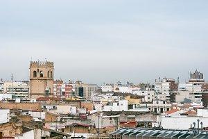 Badajoz city