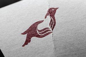 Love Care Hand Pigeon Dove Symbol