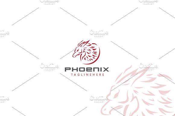 Phoenix Logo Template