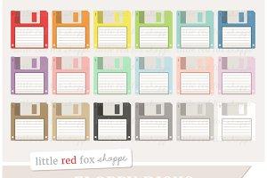 Floppy Disk Clipart