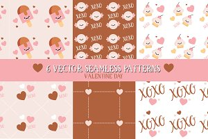 Valentine´s Day Patterns