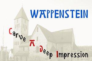 Wappenstein