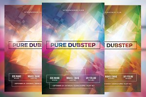 Pure Dubstep Flyer