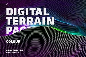 Digital Terrain Pack