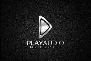 Play Audio Logo