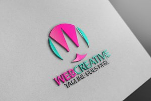 Web Creative Logo