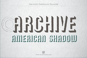 Archive American Shadow