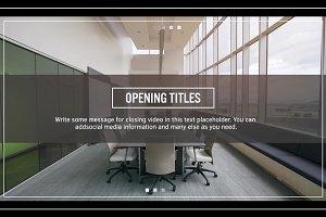 Minimal Slideshow (Premiere Pro)
