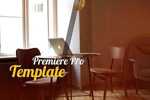 Inspiring Slideshow (Premiere Pro)