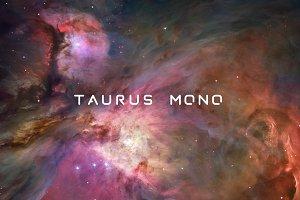 Taurus Mono - Monospace & Stencil