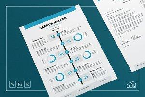 Resume/CV - Carson