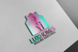Luxe Homes Logo