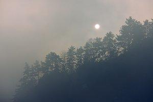 Holy mist
