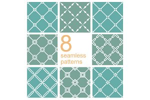 net pattern set