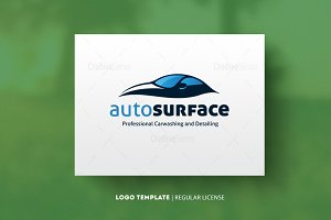 AutoSurface-Template logo