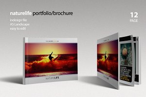 Naturelife Portfolio / Brochure