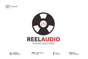 Reel Audio Logo