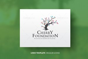 CherryFoundation-Template Logo