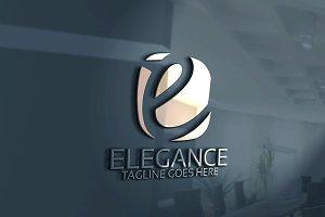 Elegance Logo / E Letter