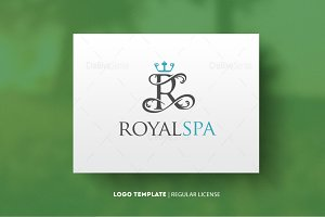 RoyalSpa-TemplateLogo