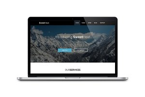 SweetHeat - Responsive Agency Theme