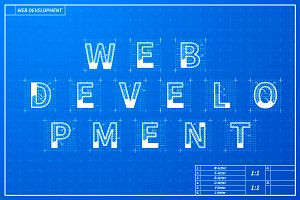 Web development phrase