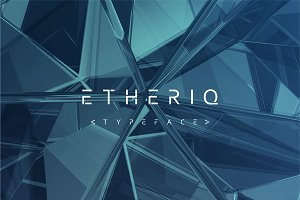 Etheriq Typeface