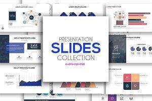 Presentation slide templates