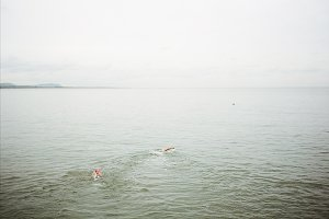 Swimmer Inspiration Ireland