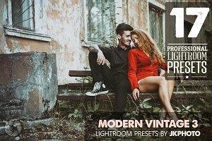 17 Modern Vintage Lightroom Presets