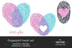 Valentines or wedding day design
