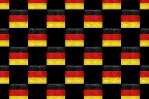 Germany Urban Grunge Pattern