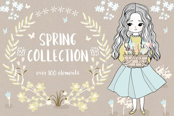 Spring Collection.