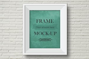Frame mock-up