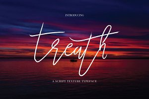 Treath Typeface