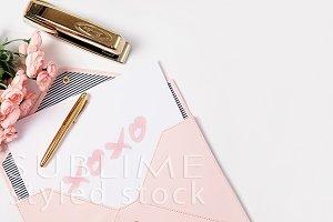 Styled Desktop~Pink XoXo