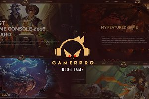 Game Pro - Wordpress theme for Games