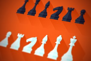 Chess Figures Set
