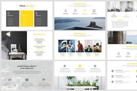 Eris Creative Powerpoint Template in Presentation Templates - product preview 1