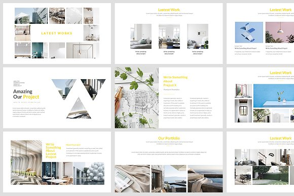 Eris Creative Powerpoint Template in Presentation Templates - product preview 2