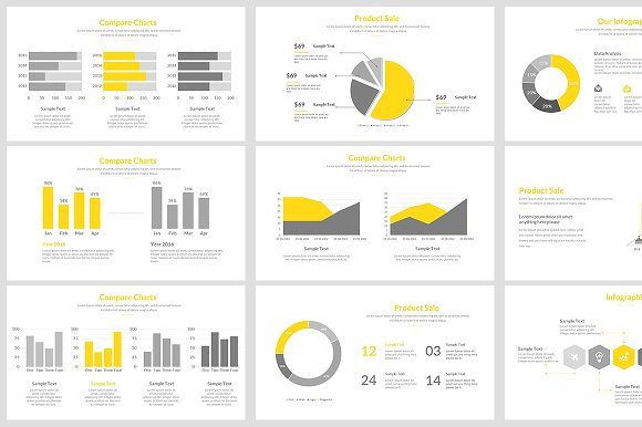 Eris Creative Powerpoint Template in Presentation Templates - product preview 3
